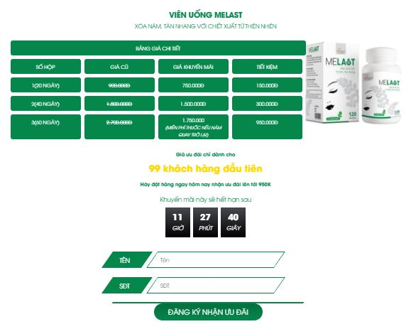 thiết kế giao diện landing page 2