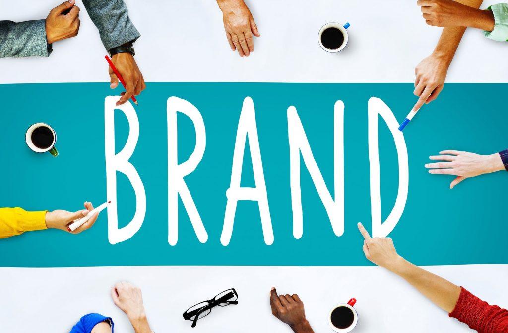 thiết kế website - brand