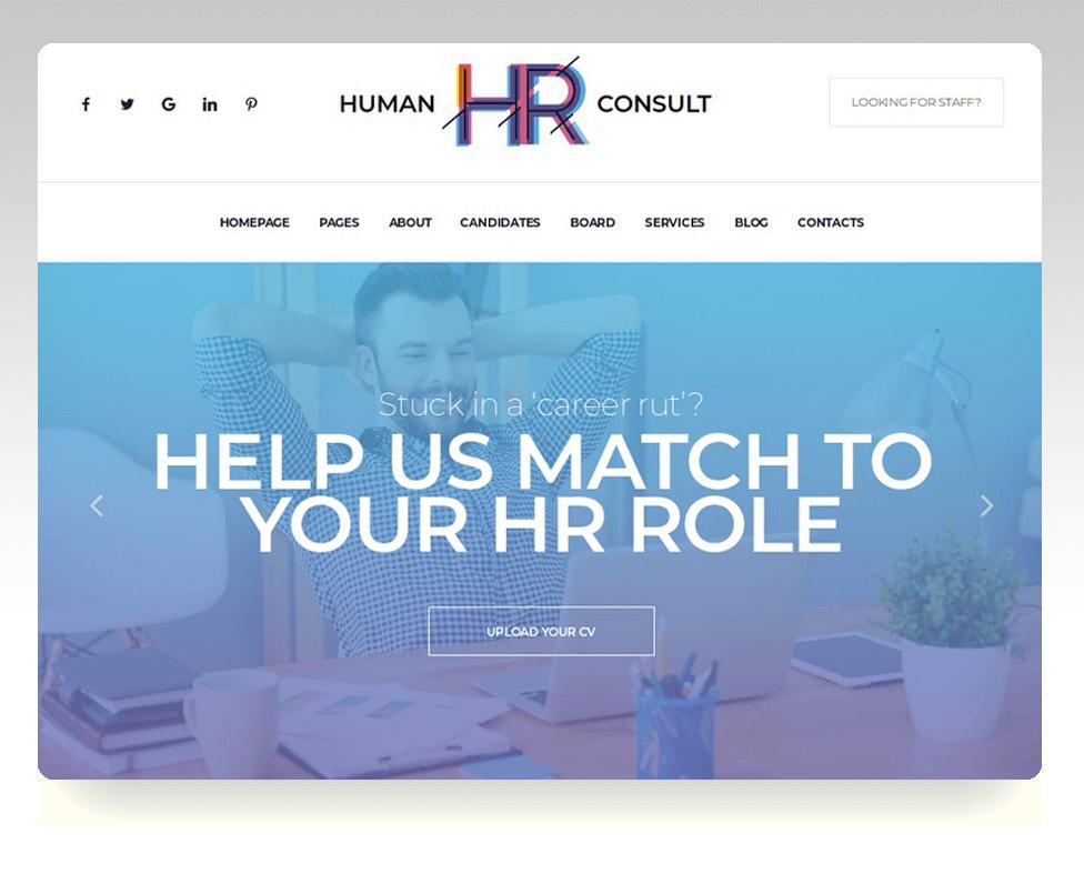 Website tuyển dụng cần giao diện đơn giản, thuận tiện cho người dùng thao tác