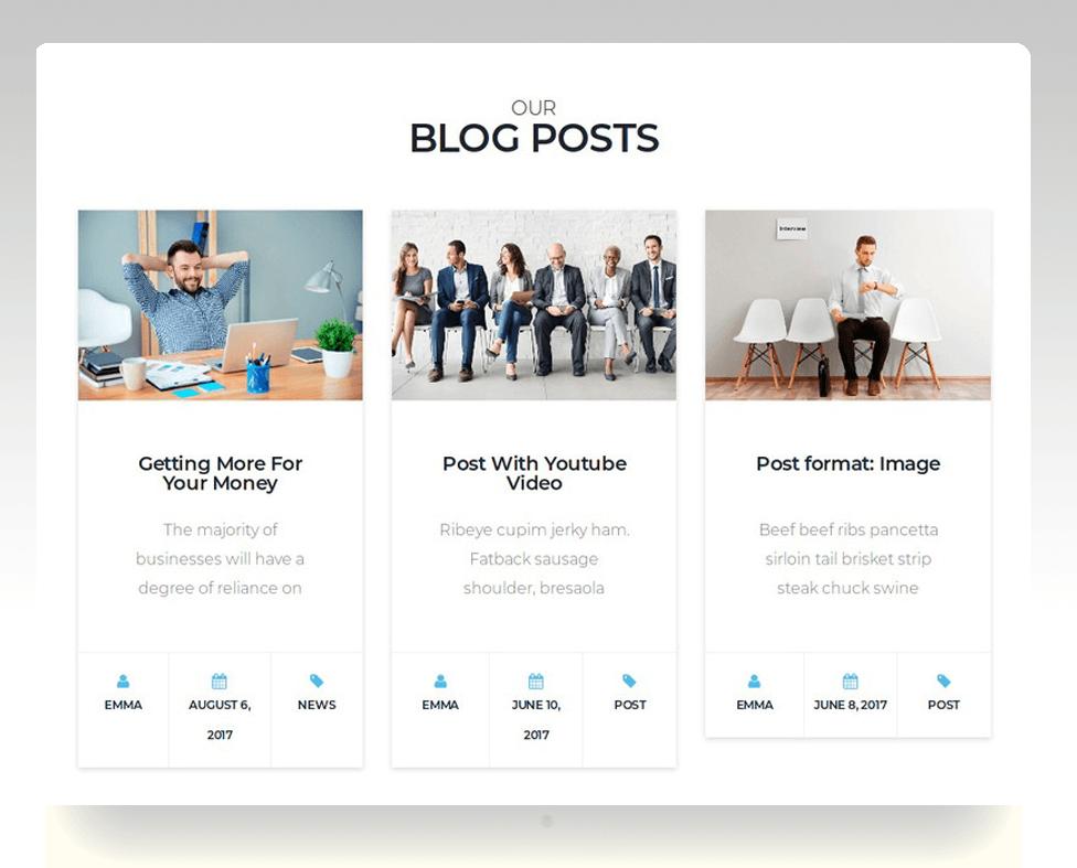 Xây dựng chuyên mục Blog/ Tin tức hữu ích cho người đọc giúp trang web tuyển dụng gia tăng tuy tín