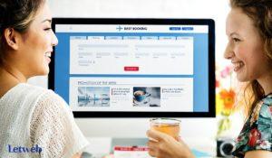 Một website khách sạn bảo mật sẽ khiến khách hàng dễ dàng tin cậy để đặt phòng