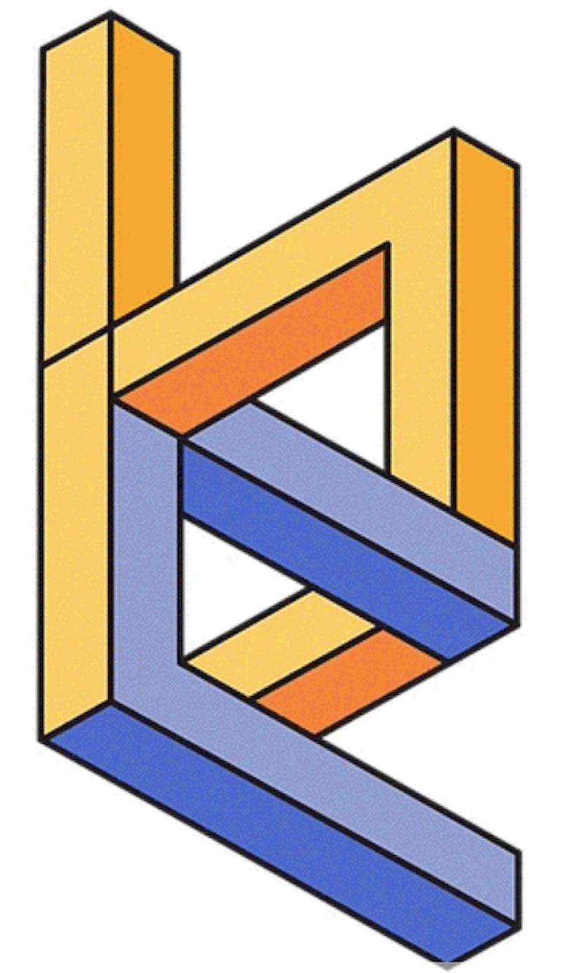 Hình học 3D, xu hướng tuyệt vời trong thiết kế logo