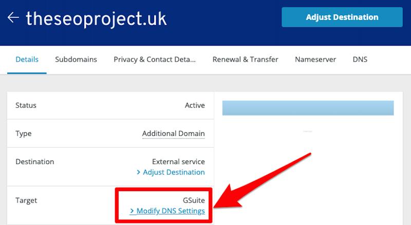 Nếu chưa đăng ký tên miền bạn có thể chọn nhà cung cấp và điện thoại trao đổi với họ