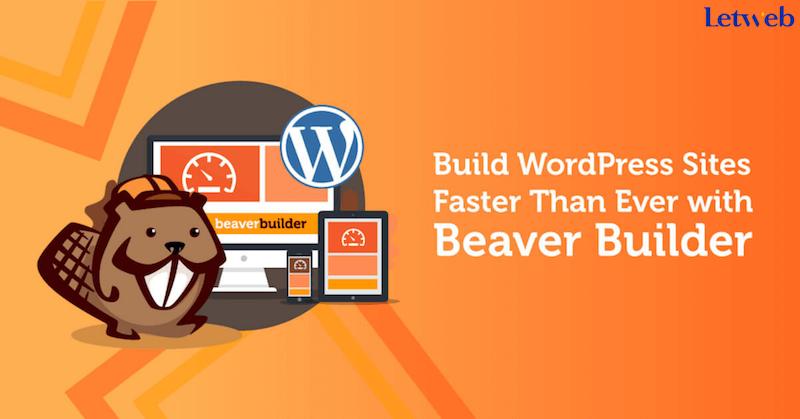 Beaver Builder - Plugin cần có khi thiết kế web trên WordPress