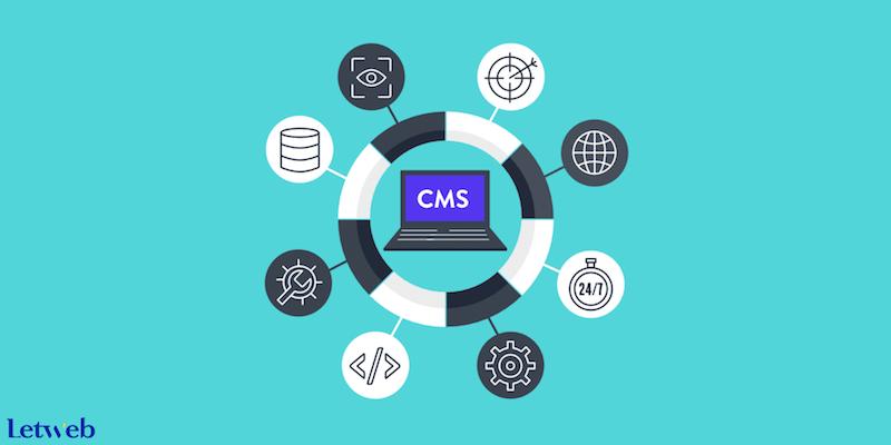 CMS là nền tảng thường được sử dụng khi thiết kế website