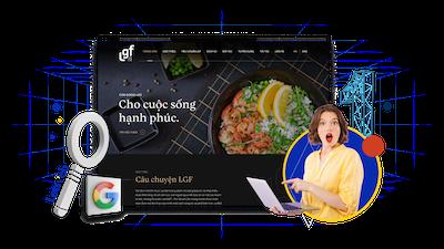 Thiết kế website trọn gói theo yêu cầu